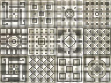 Mosaico in ceramica MEMORIA 02