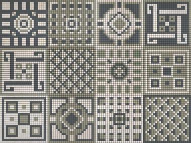 Mosaico in ceramica MEMORIA 08