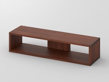 Low solid wood TV cabinet MENA | TV cabinet