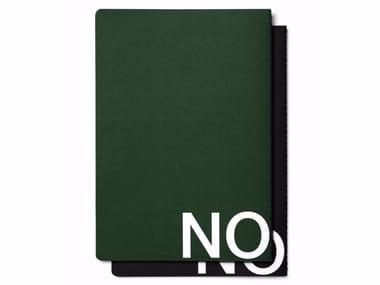 Paper notebook MESS