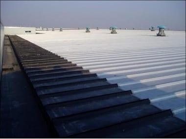 Metal sheet and panel for roof Metal repairs