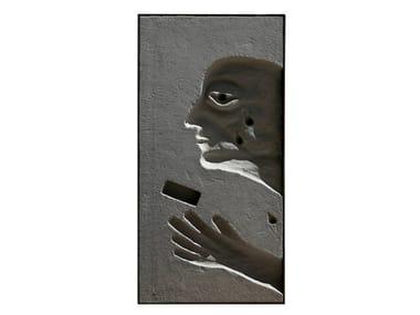 Cement sculpture METOPE II