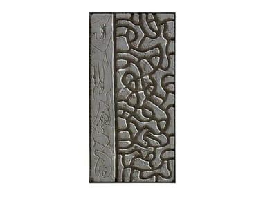 Cement sculpture METOPE VI