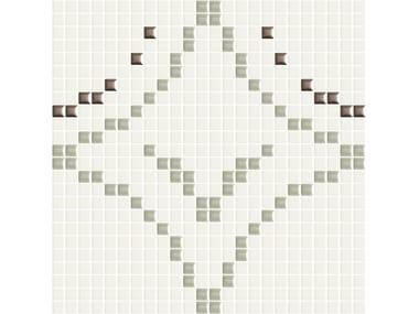 Mosaico in ceramica METRICA CERCHI 001