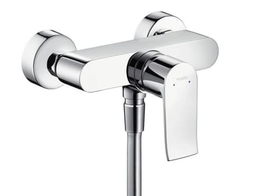 External single handle shower mixer METRIS | Shower mixer