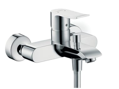 External single handle bathtub mixer METRIS | Bathtub mixer