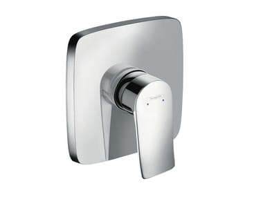 Recessed single handle shower mixer METRIS SQUARE | Shower mixer