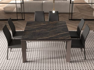 テーブル METRÒ QUADRO