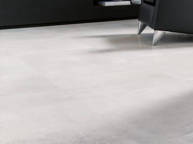 Wall/floor tiles with metal effect METROPOLITAN SILVER