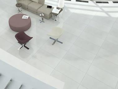 Pavimento/rivestimento in gres porcellanato per interni ed esterni MICRON 2.0 W