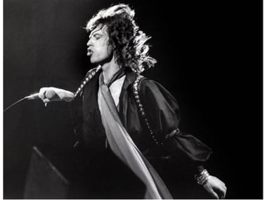 Stampa fotografica MIKE JAGGER E THE ROLLING STONES