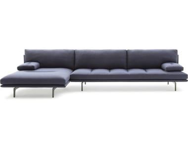 Sectional fabric sofa MILANO+ | Sectional sofa