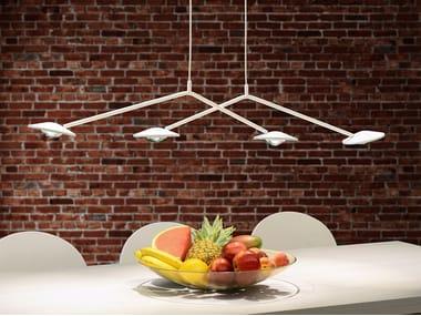 Lampada a sospensione a LED MILLELUMEN RISING | Lampada a sospensione