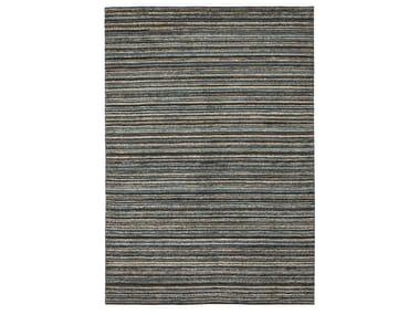 Rectangular striped rug MILLERAIE