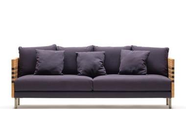 3 seater fabric sofa MILLI | 2 seater sofa
