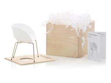 Plastic miniature MINIATURES TOM VAC CHAIR