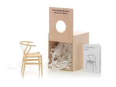 Miniatura in legno MINIATURES Y-CHAIR