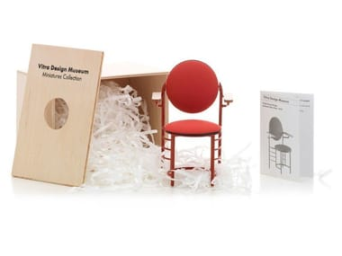 Miniatura in tessuto MINIATURES JOHNSON WAX CHAIR
