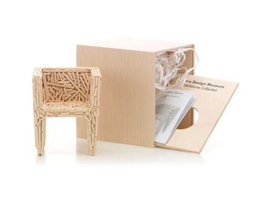 Wooden miniature MINIATURES FAVELA