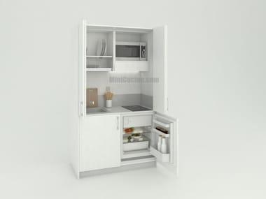 Hideaway Mini kitchen MINICOMPACT 124