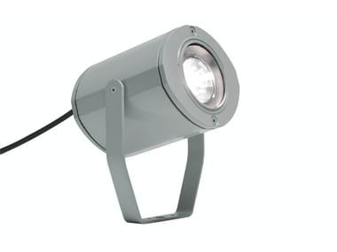 Proiettore per esterno orientabile in alluminio MINIMOK F.3762