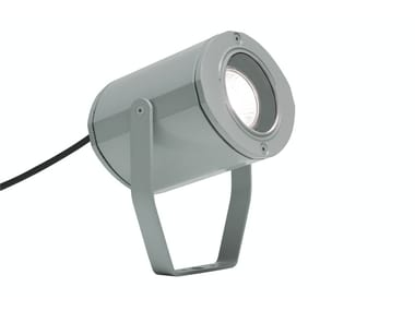 Proiettore per esterno orientabile in alluminio MINIMOK F.3765
