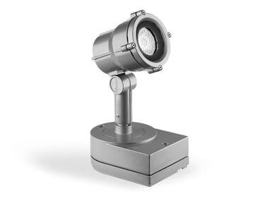 Proyector de exterior LED para el suelo de aluminio MINIWOODY