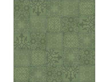 Pavimento/rivestimento in gres porcellanato smaltato MINOO C8
