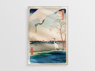 Plexiglas® Photographic print MINOWA NCD-LU-S001