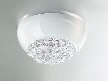 Plafoniere Da Soffitto In Vetro : Lampade da soffitto in vetro laminato archiproducts
