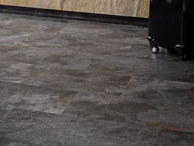 Wall/floor tiles with stone effect MIRAGE DARK