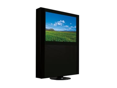 Mobile TV girevole motorizzato MIRAGE | Mobile TV