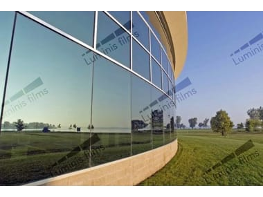 Adhesive window film MIROIR 209x