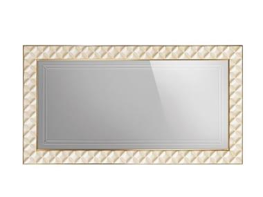 Rectangular framed mirror SIPARIO | Mirror