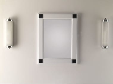 Wall-mounted framed mirror HARRY JUNIOR | Mirror