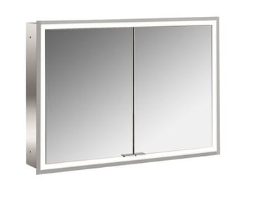 Bathroom mirror with integrated lighting PRIME | Mirror