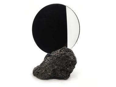 Countertop round mirror ME | Mirror
