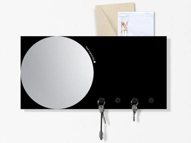 Magnetic dry erase board with mirror MIRROR&MORE