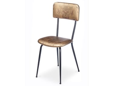 Upholstered chair MISS AVA CONTRACT