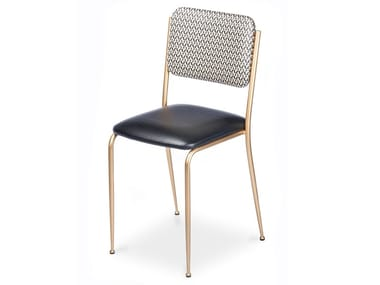 Upholstered chair MISS TINA CONTRACT