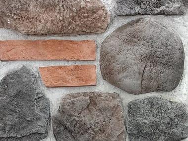 Rivestimento in pietra ricostruita MISTO AGRESTE