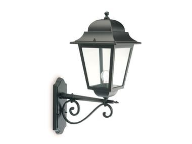 Die cast aluminium outdoor wall lamp MITO 583