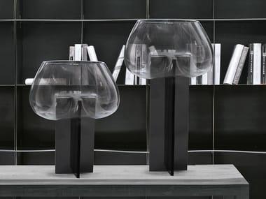 Vaso in vetro di Murano MITO CROSS