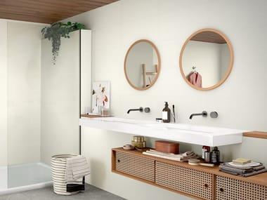 Indoor ceramic wall tiles MIX RELIEFS