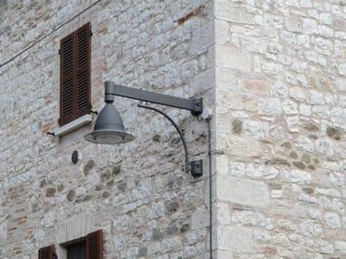 Wall-mounted street lamp MIZAR | Wall-mounted street lamp