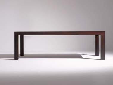 Tavolo rettangolare in legno ML52