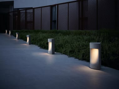 LED bollard light MOAI B/35 OUTDOOR