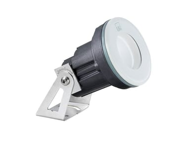 Outdoor floodlight / underwater lamp Moby P 1.1