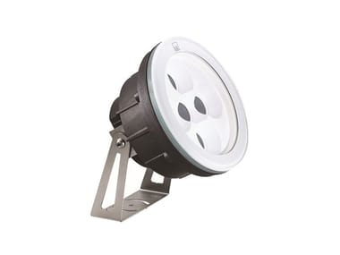 Outdoor floodlight / underwater lamp Moby P 3.1