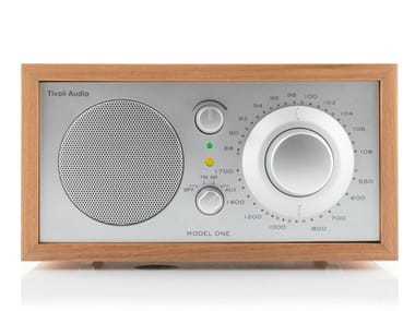 Radio TIVOLI AUDIO - MODEL ONE Cherry/Silver
